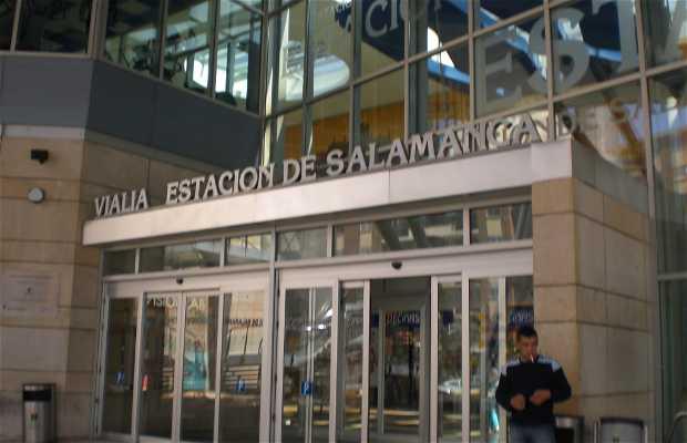Estación de Salamanca