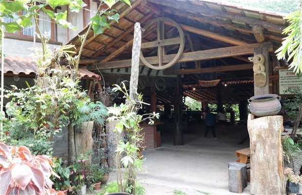 Restaurante Fazenda Saúde