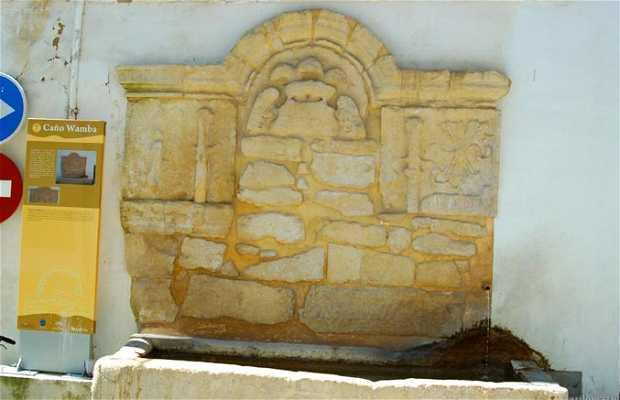Fontaine Tuyau Wamba