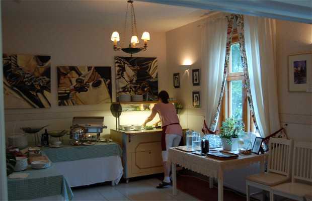 Restaurante Hotel Martta