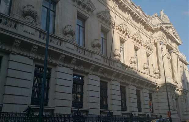 Museo del Banco Nacional de Bélgica