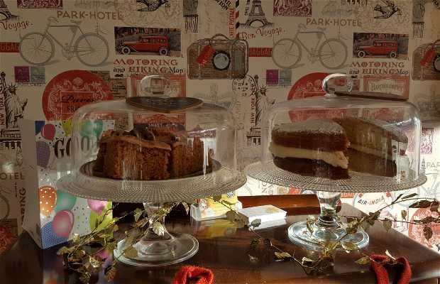 The Ladybird Tea Room