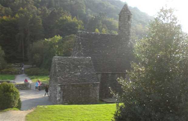 Monasterio de Glendalough