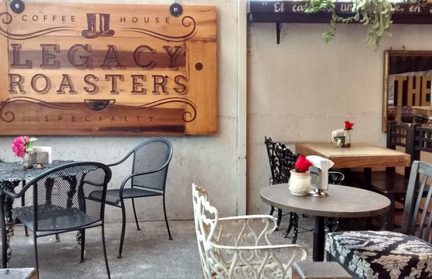 Legacy Roasters Coffee