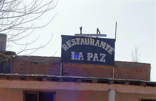 Restaurante La Paz - Cerrado