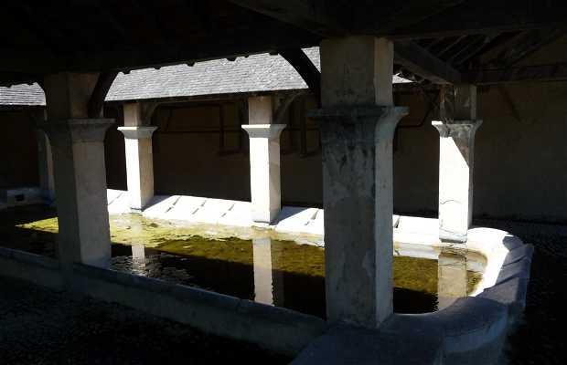 Cap-Vath wash house