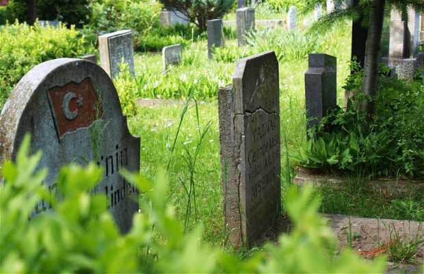 Cementerio turco Sehitlik