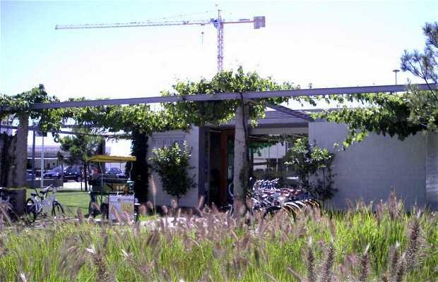 Oficina municipal de turismo viana welcome center en for Oficina de turismo lisboa