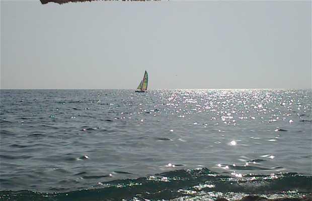 Spiaggia Retamar