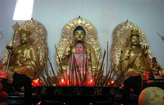 Buddhist Temple Chong Kuan