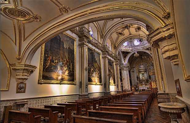 Templo del Señor del Encino