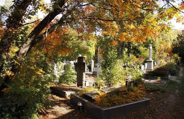 Cementerio de Farkasrét