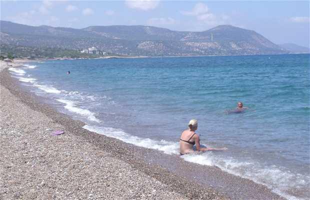 Latsi-Latchi beach