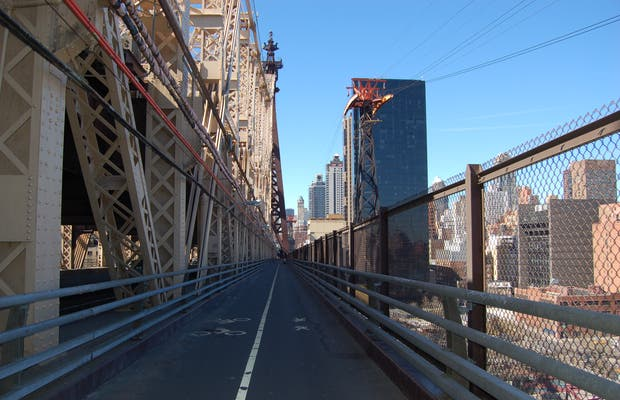 Queensboro Bridge a New York