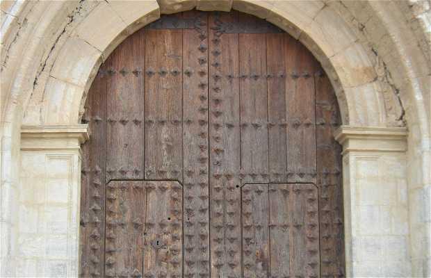 Iglesia de las Santas Justa y Rufina