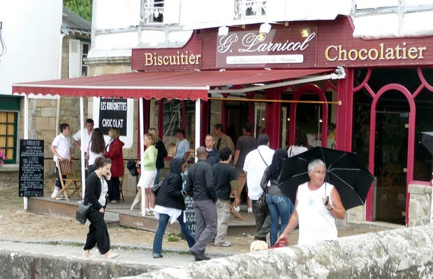 Biscuiterie G. Larnicol