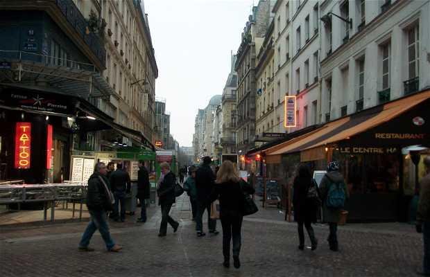 Calle Rambuteau