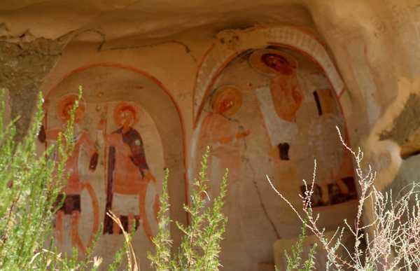 Troglodyte Monasteries David Garedja