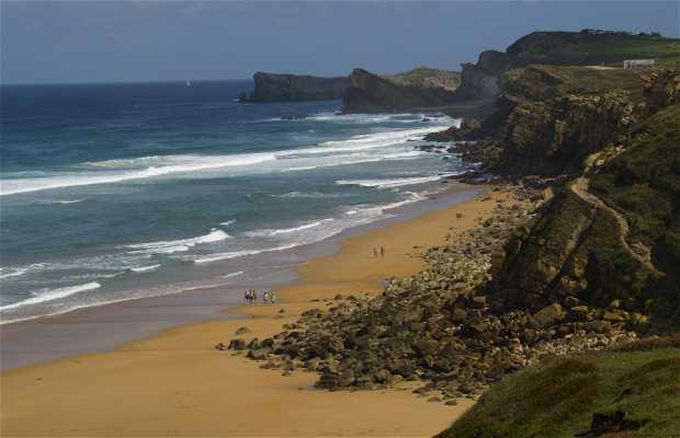Beach of Canallave or Cobachos