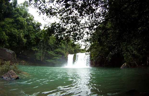 Khlong Chao Waterfalls
