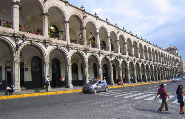 Paseo Portal de San Agustin