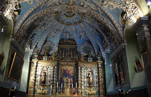 La chiesa di Notre-Dame de l'Assomption
