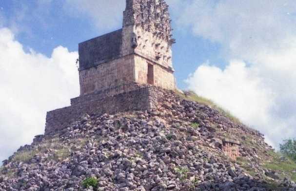 Ruinas de Labná