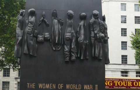 Monumento alle donne della II guerra mondiale