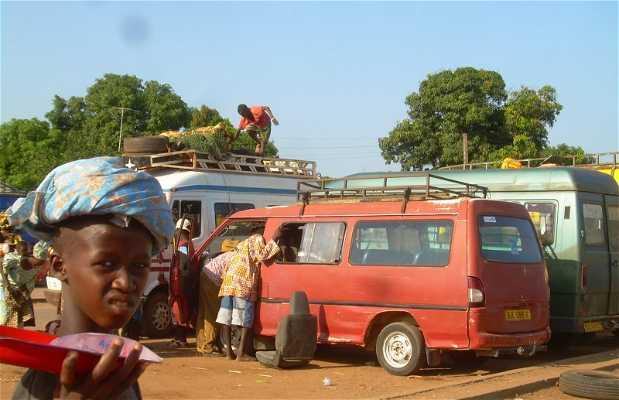 Estación de autobúses de Serekunda