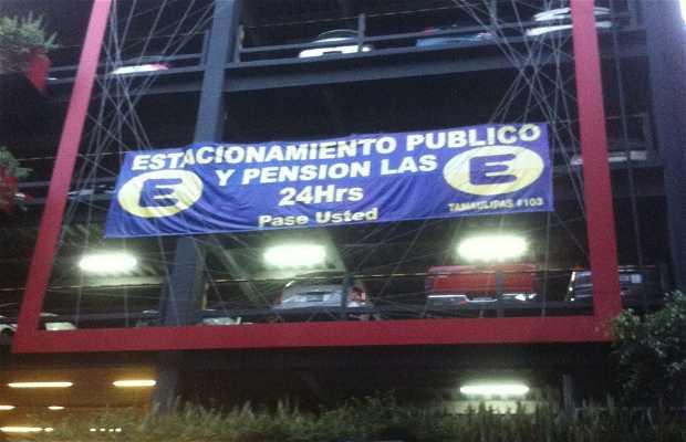 Estacionamiento Público