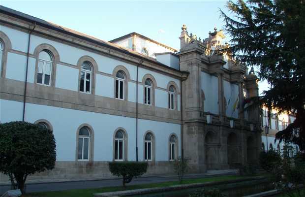 Conseil général de lugo ou palais de san marcos