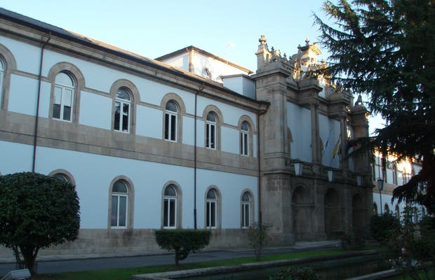 Diputación Provincial de Lugo o Palacio de San Marcos
