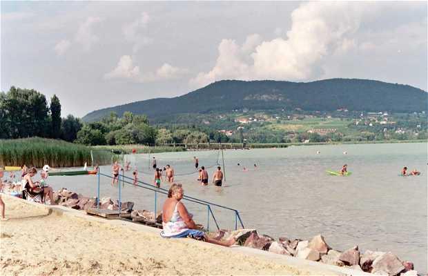 Lago Balaton y Tihany