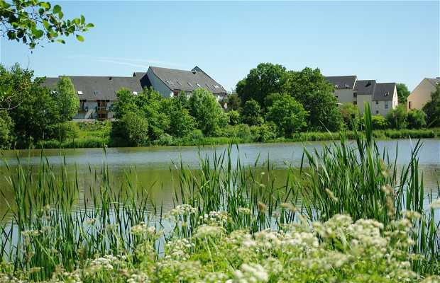 Lac des Longchamps