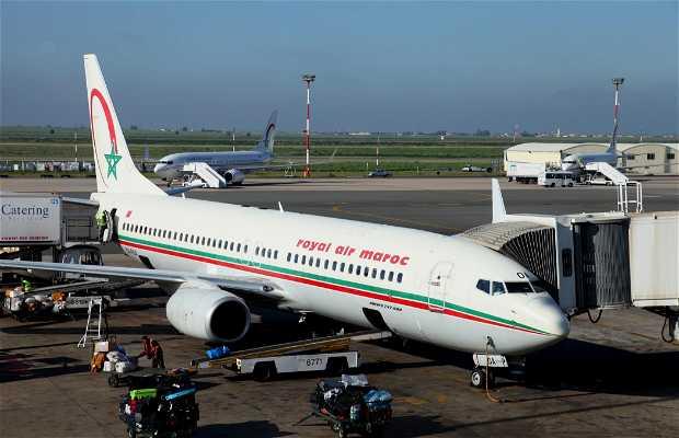 Aeropuerto Internacional Mohammed V