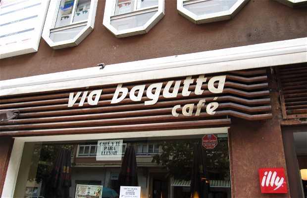 Vía Bagutta Café