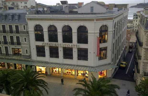 Galerías Lafayette