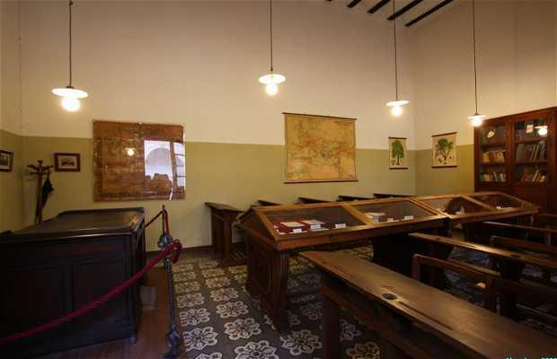 Aula de Antonio Machado