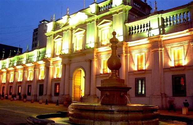 Casa de la Moneda di Santiago del Cile
