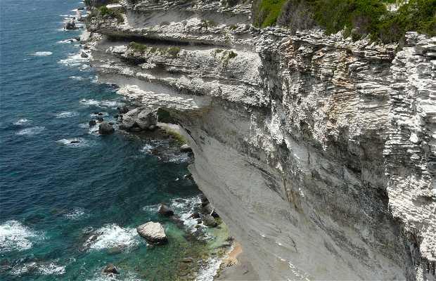 Falésias de Bonifacio