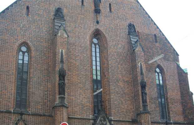 Iglesia de San Pedro - Hauptkirche St Petri