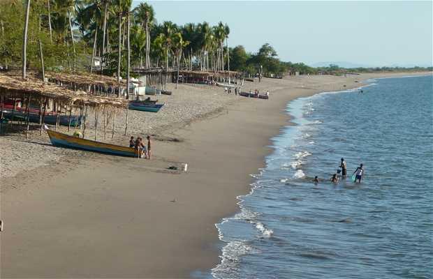 Playa de Cedeño