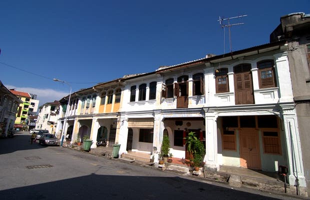 Chinatown de Georgetown, Georgetown, Malasia
