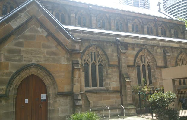Iglesia anglicana de San Felipe