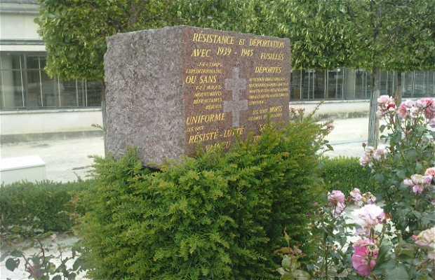 Monumento a los deportados