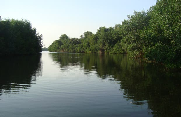 Pozuelos Lagoon