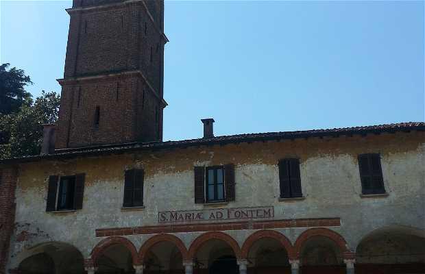 Iglesia de Santa Maria Ad Fontem