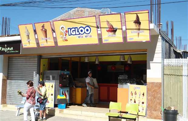 Igloo Ice Cream Maker