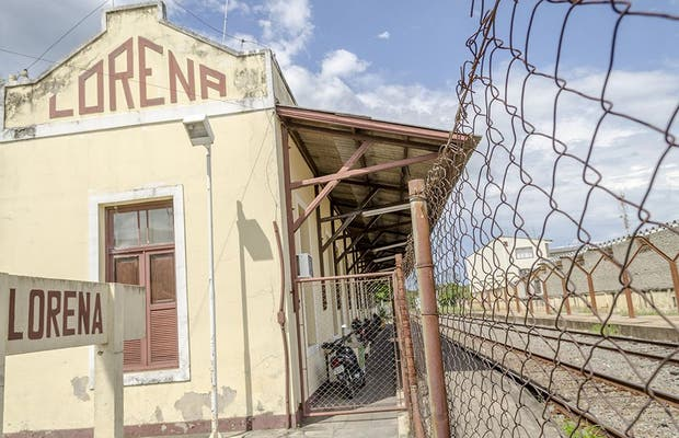 Estação Ferroviária de Lorena