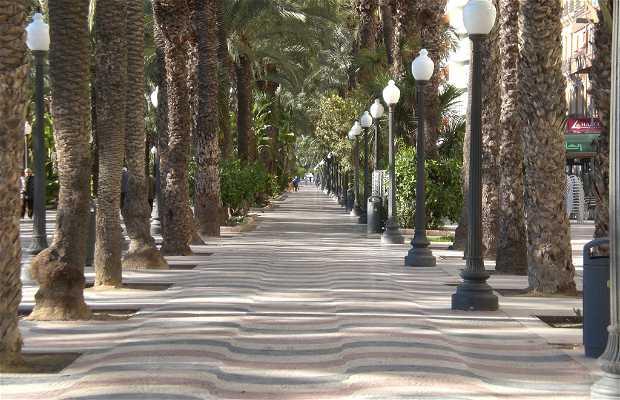 Calçadao Espanha